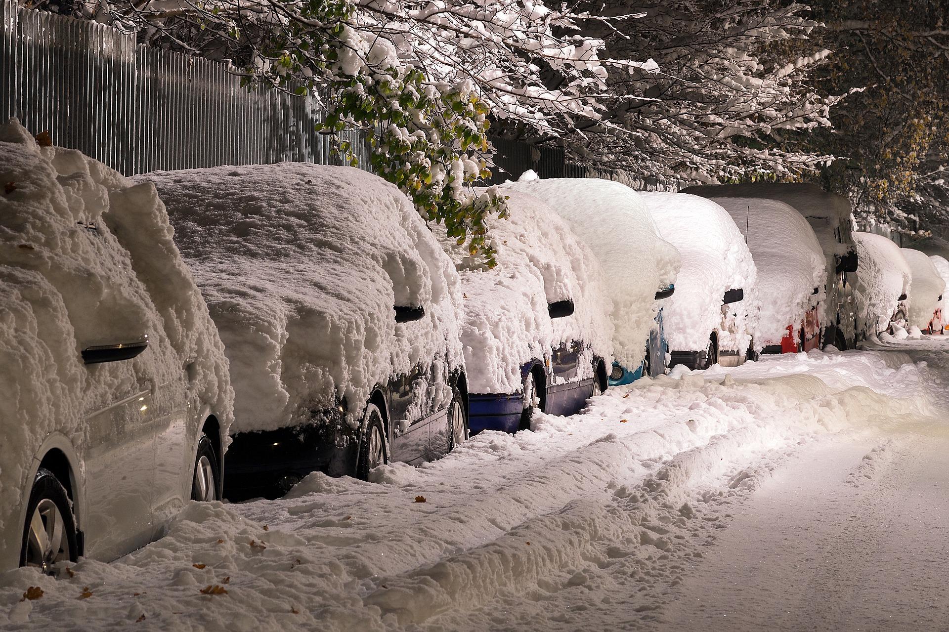 Jak przygotować auto na zimę?